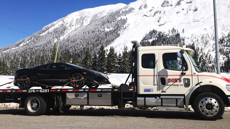 Specialty Towing Services