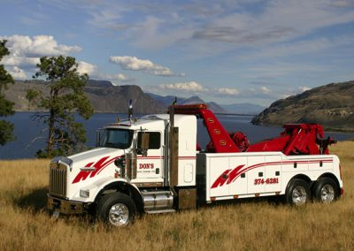Don's Auto Towing Ltd. | Kamloops, British Columbia